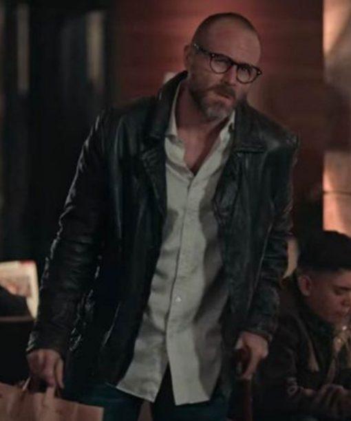Dark Desire Jorge Poza Leather Jacket