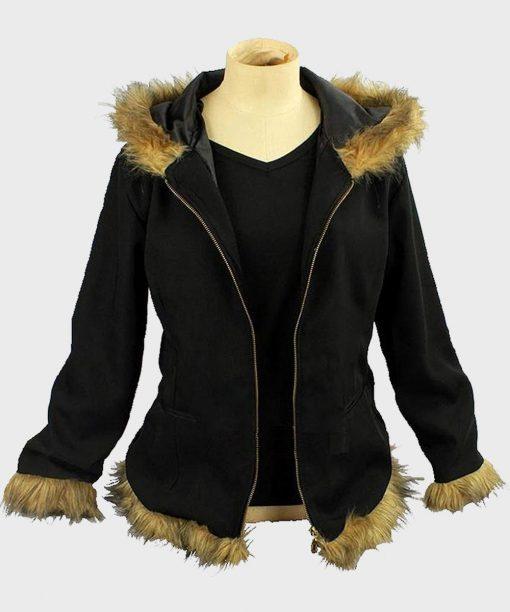 Durarara Izaya Orihara Shearling Jacket