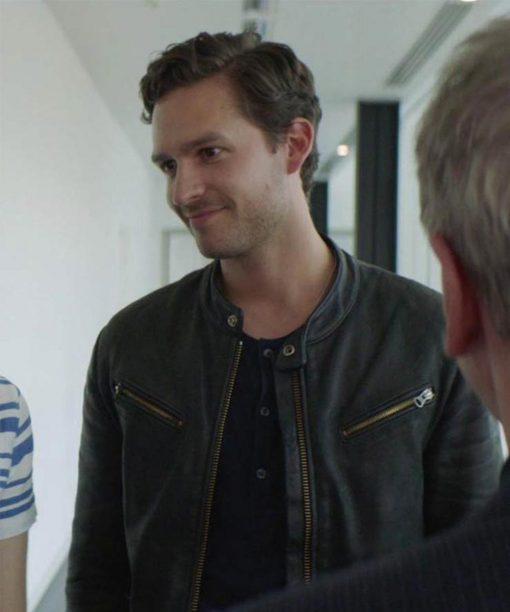 Ben Aldridge Fleabag Leather Jacket