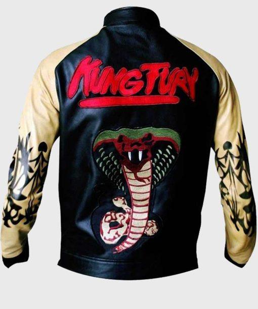 Kung Fury Cobra Hoff 9000 Bomber Jacket