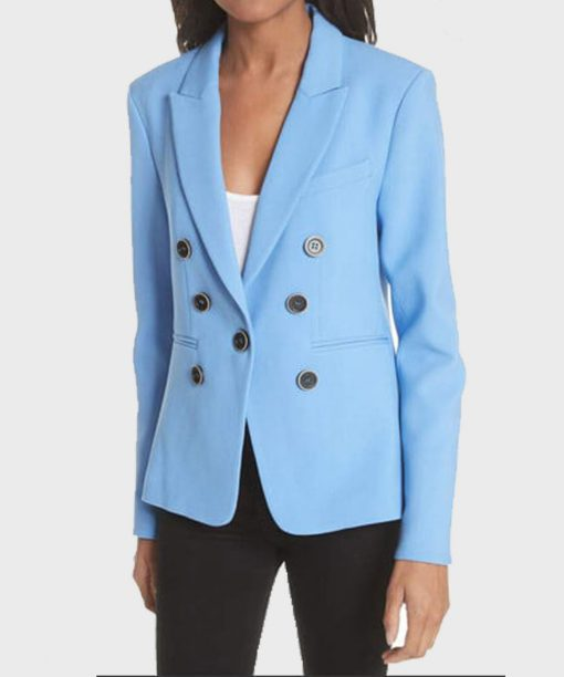 Lucifer Lauren German Blue Blazer