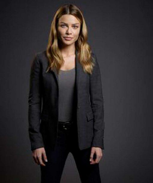 Lauren German Lucifer Grey Blazer