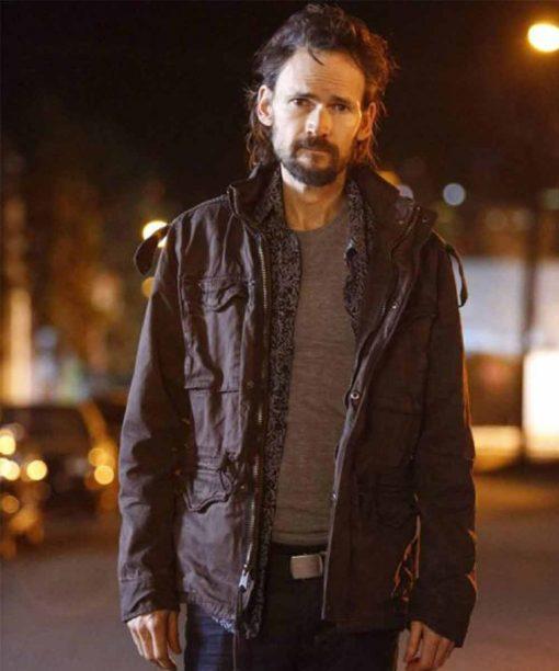 Lucifer Jeremy Davies Nick Hofmeister Leather Jacket