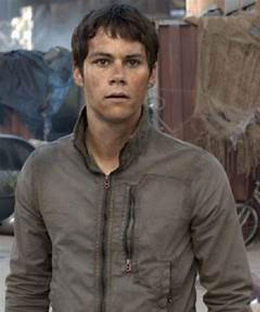 Maze Runner The Scorch Trials Thomas Dylan O'brien Jacket