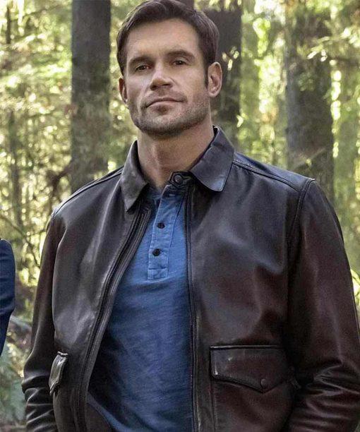Ruby Herring Mysteries Prediction Murder Jake Killian Leather Jacket