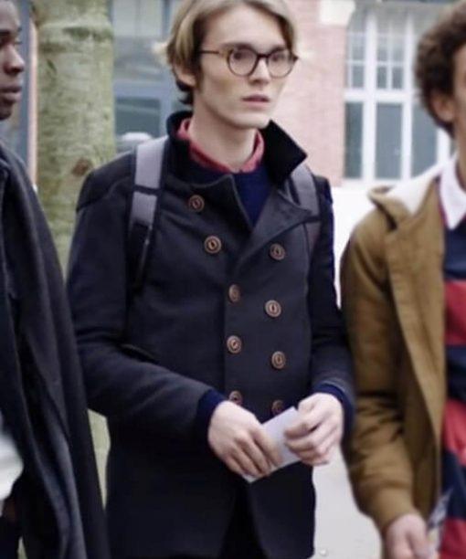 Skam France Robin Migné Black Jacket