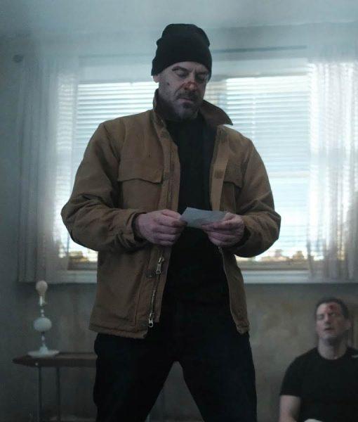 John Rhys-Davies Tainted Jacket