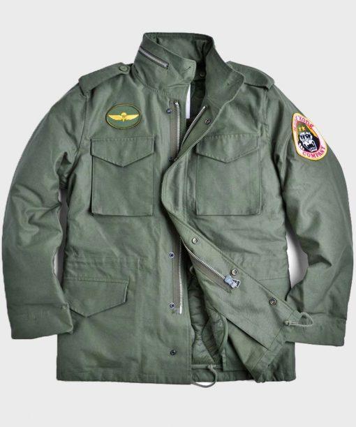 Robert De Niro Taxi Driver Military Jacket