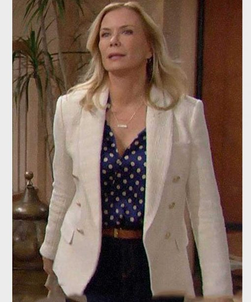 The Bold And The Beautiful Katherine Kelly Lang Blazer
