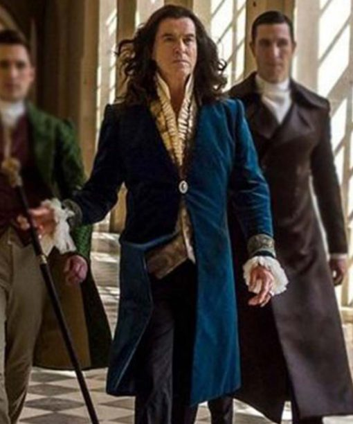 King Louis XIV The King's Daughter Trench Coat