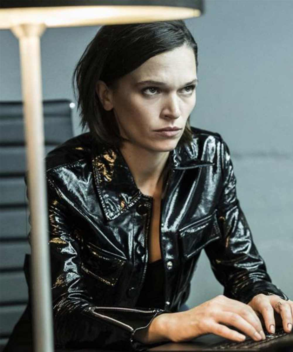 Anna Brewster The Last Days Of American Crime Shelby Dupree Jacket