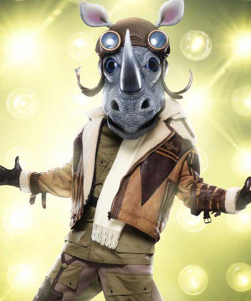 The Masked Singer Barry Zito Jacket