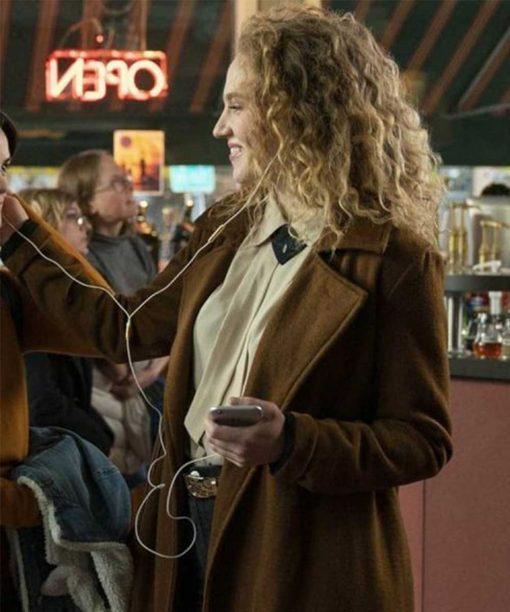 Trinkets S02 Katrina Cunningham Trench Coat