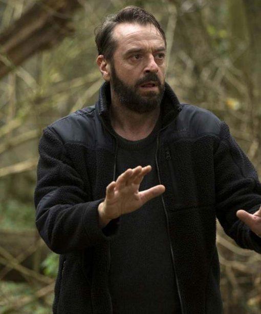 Undercover Tom Waes Black Jacket