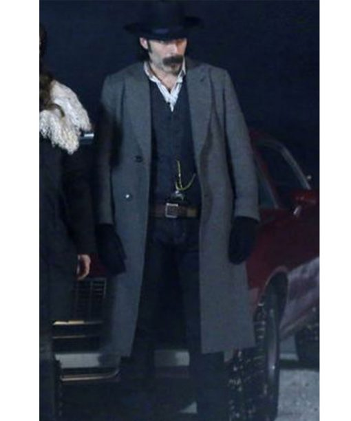 Wynonna Earp S04 Tim Rozon Coat