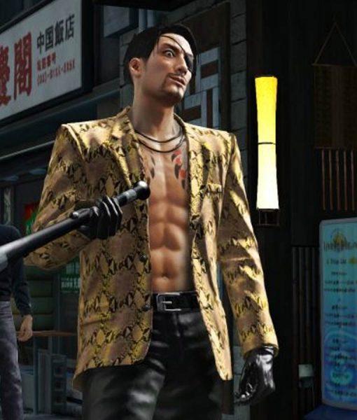 Yakuza Like A Dragon Goro Majima Jacket
