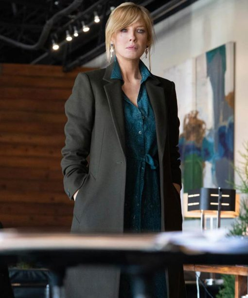 Beth Dutton Trench Coat