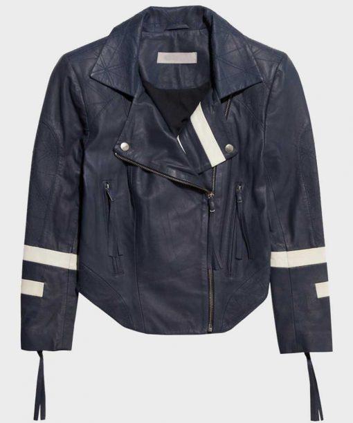 Agents of Shield Daisy Johnson Biker Leather Jacket