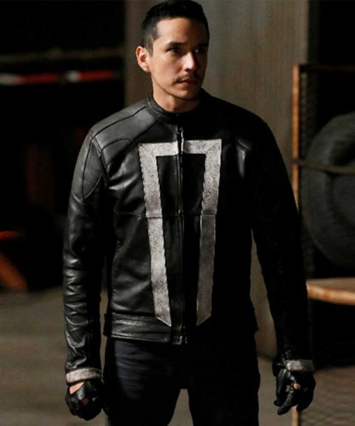 Agents of Shield S04 Ghost Rider Jacket