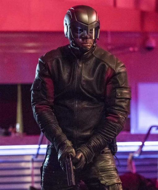Arrow S06 David Ramsey Leather Jacket