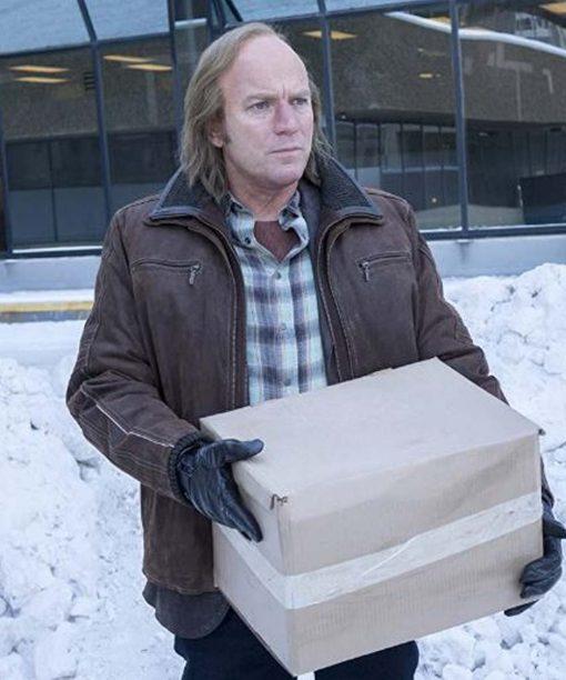Ewan McGregor Fargo Jacket