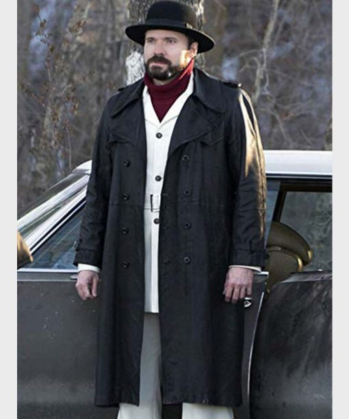 Brad Mann Fargo Trench Coat