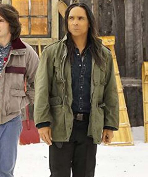 Fargo Zahn McClarnon Cotton Jacket