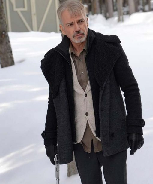 Fargo Billy Bob Thornton Shearling Coat