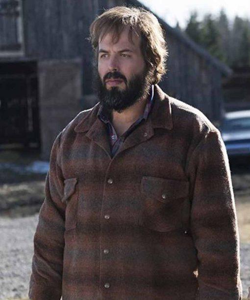 Angus Sampson Flannel Jacket