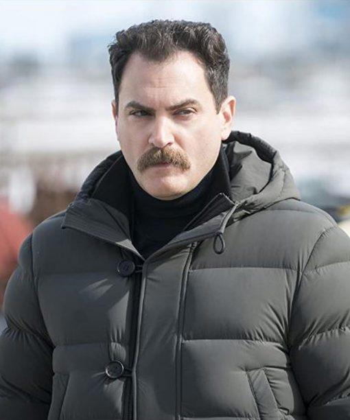 Fargo Michael Stuhlbarg Black Jacket