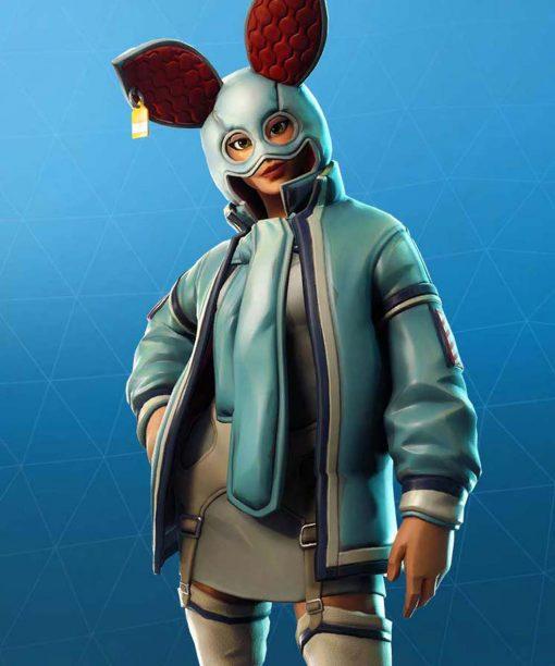 Fortnite Flapjackie Hooded Jacket