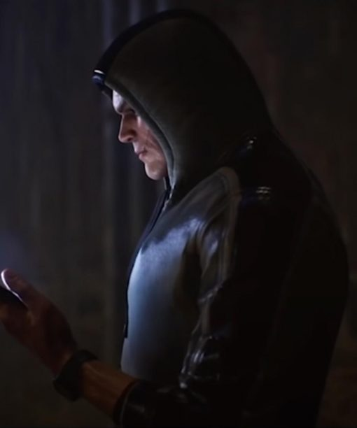 Gotham Knights Jason Todd Leather Jacket