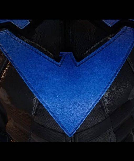 Nightwing Gotham Knights Jacket