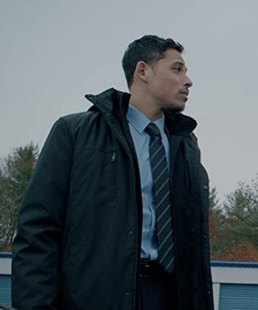 Honest Thief Anthony Ramos Black Coat