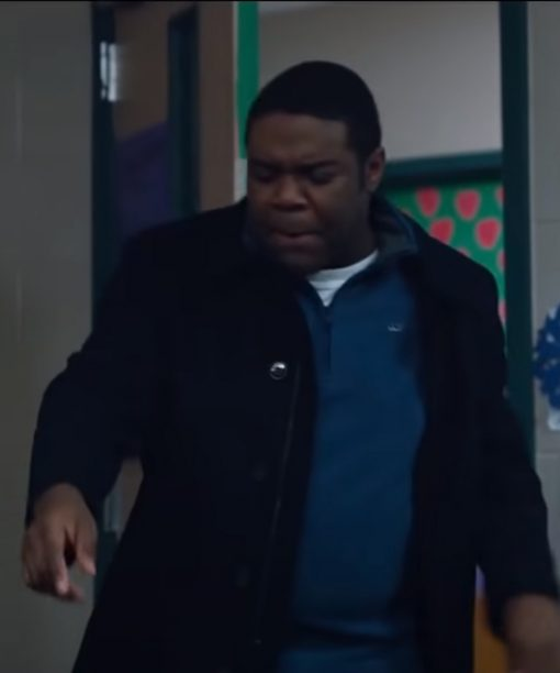 Sam Richardson Hooking Up Black Jacket
