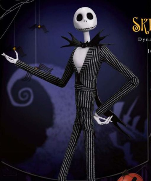 The Nightmare Before Christmas Jack Skellington Tailcoat