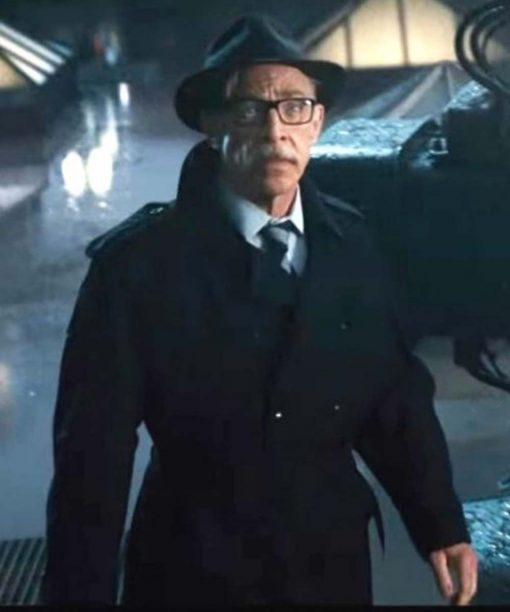 J.K. Simmons Justice League Coat
