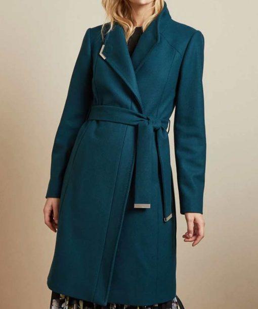 Susan Whitaker Love, Guaranteed Teal Coat