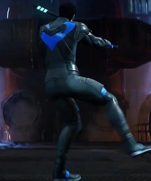Gotham Knights Nightwing Slimfit Jacket