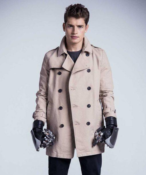 Marvel Runaways Gregg Sulkin Cotton Coat