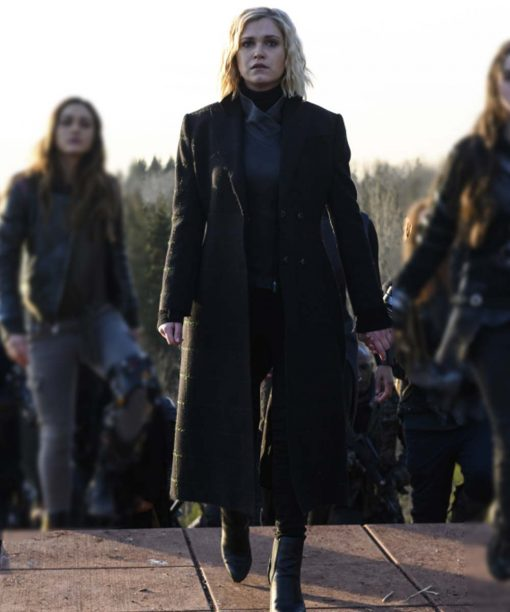 The 100 Eliza Taylor Trench Coat