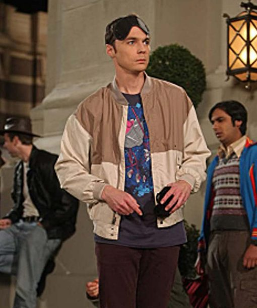 Jim Parsons The Big Bang Theory Jacket