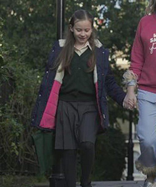 The Duchess Katy Byrne Blue Jacket
