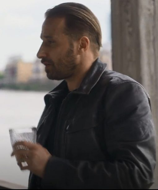 Matthias Schoenaerts The Old Guard Jacket