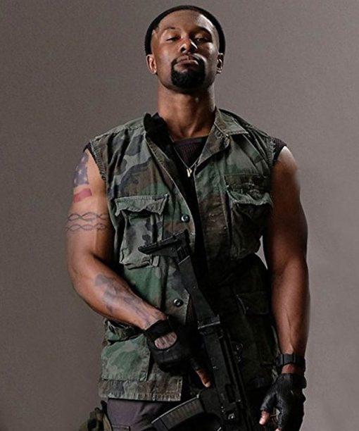 Trevante Rhodes The Predator Vest