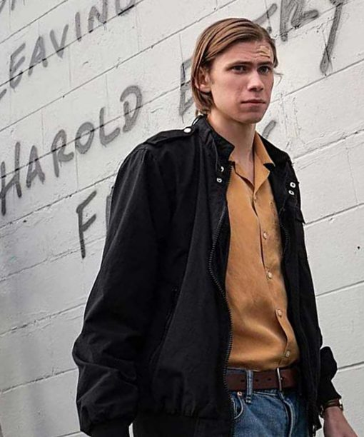 The Stand Owen Teague Black Jacket