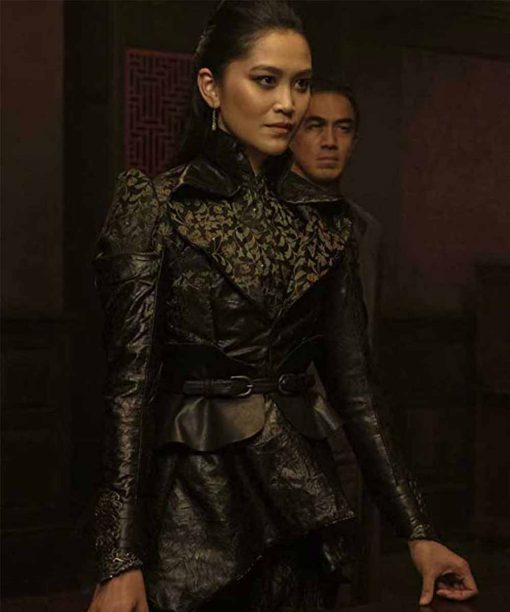 Warrior Dianne Doan Jacket