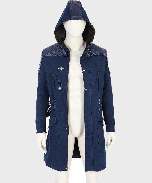 Devil May Cry 5 Nero Blue Coat