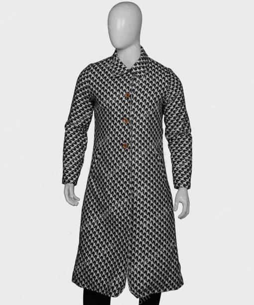 Emily In Paris Philippine Leroy Beaulieu Wool Trench Coat