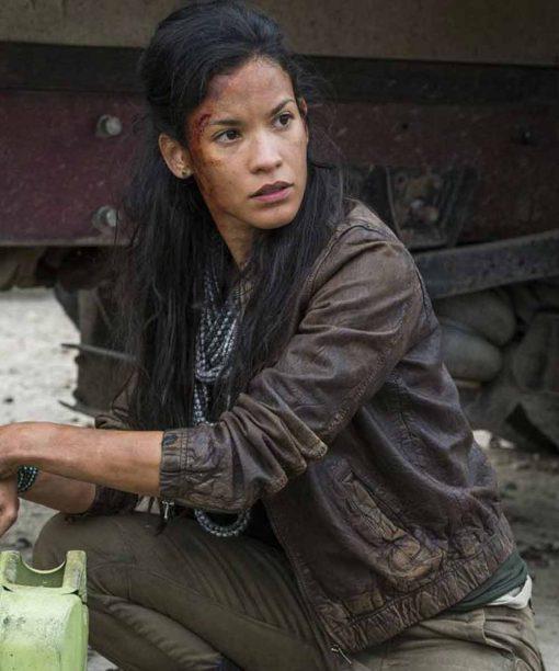 Fear The Walking Dead S04 Danay Garcia Jacket